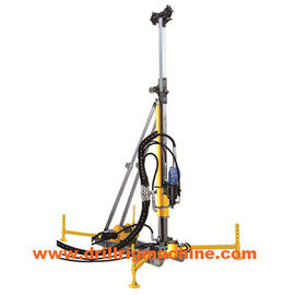 Man Portable Hydraulic Core Drill Rig Machine For Mineral Exploration / Infrastructure Construction EP200