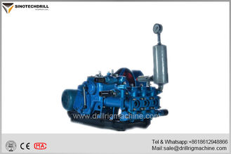 250 L/Min Flow Piston Drilling Mud Pump For Drilling Rig Mineral Exploration