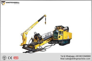 Adjustable Stepless Rotating System Horizontal Directional Drilling Rig FDP-120