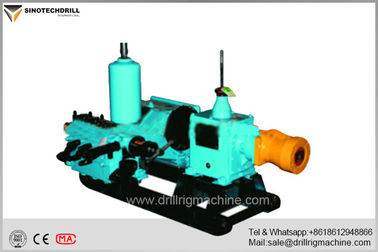 Single Acting Piston Drilling Mud Pump For Drilling Rig Machine Small Volume Light Weight